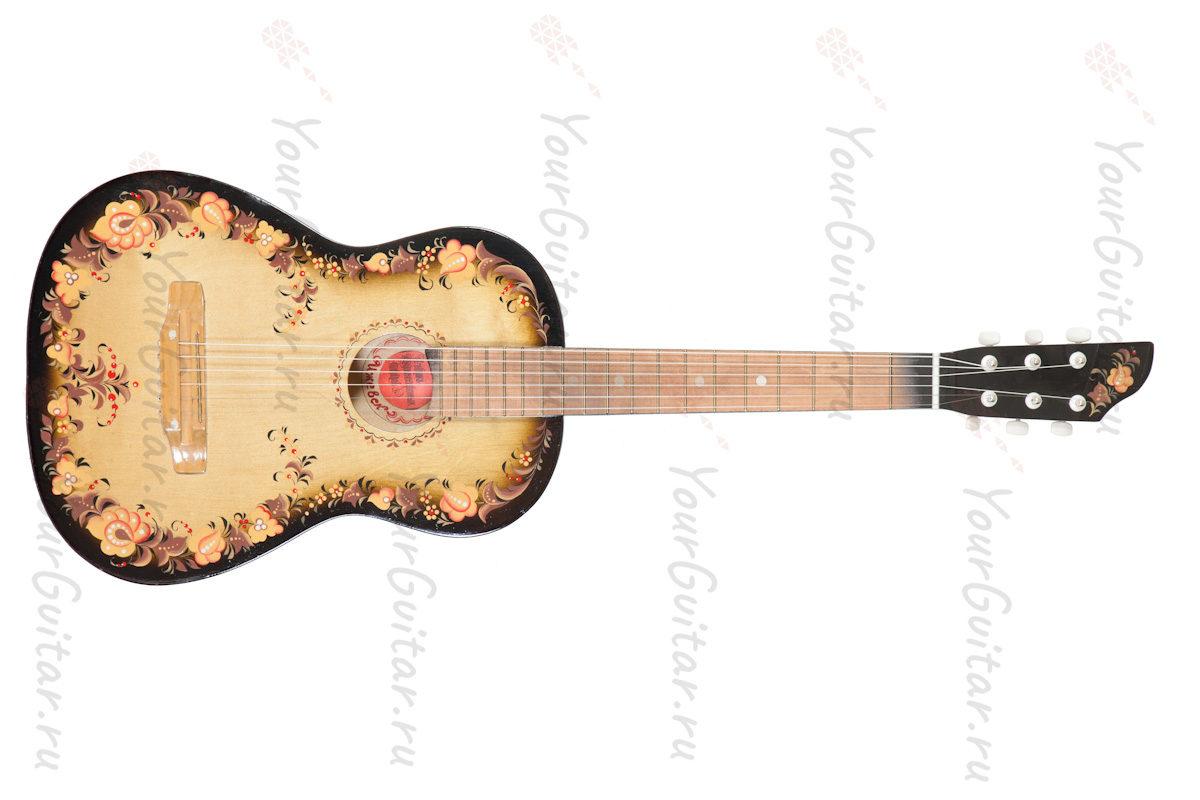 Гитара акустическая М42С-7, семиструнная