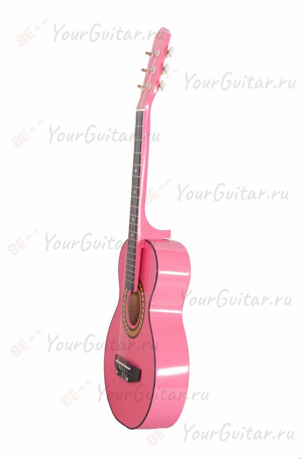 Гитара акустическая 0С, детская, шестиструнная