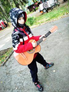 Рыжая гитара